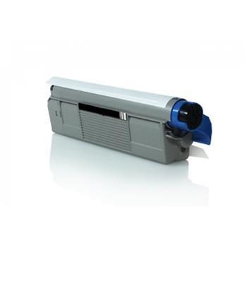 Toner Compatível OKI C612 Preto (46507508)
