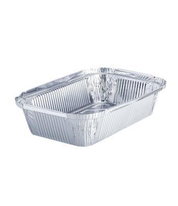 Take Away Embalagem de Alumínio Rectangular 1250ml (1000 uds