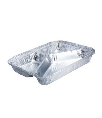 Take Away Embalagem de Alumínio Rectangular 760ml (1000 uds)