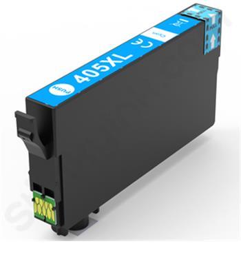 Tinteiro Epson Compatível 405 XL Azul