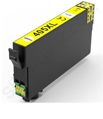 Tinteiro Epson Compatível 405 XL Amarelo
