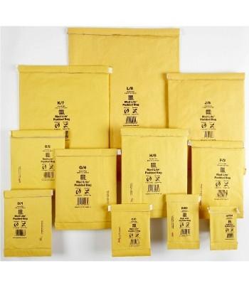 Envelopes Almofadados N6 -...