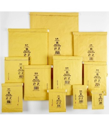 Envelopes Almofadados N7 -...