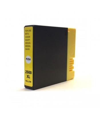 Tinteiro compativel Canon PGI-2500 XL - Amarelo (9267B001AA)