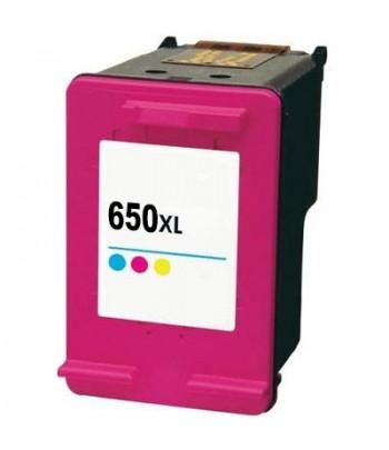 Tinteiro Reciclado HP 650...
