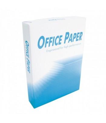 Resma de 500 folhas A4 75g/m2 - Papel Multiusos Office Paper