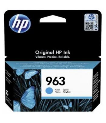 Tinteiro Oiginal HP 963 Azul (3JA23AE)